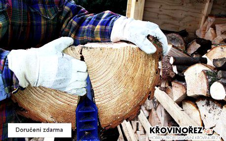 Elektrická štípačka dřeva Europard – doprava zdarma