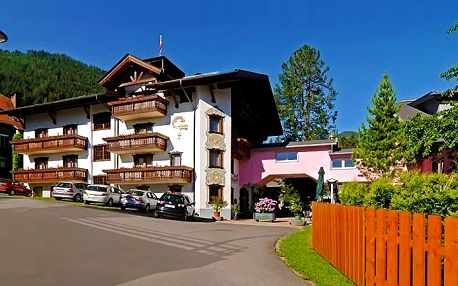 Až 8 dní pro 2 s wellness a polopenzí v rakouských Alpách v hotelu Margarethenbad