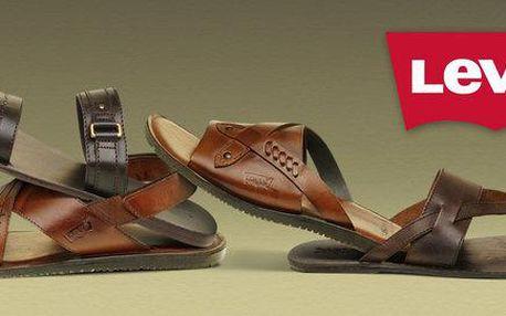Pánské vzdušné letní boty Levi's