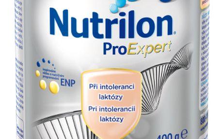 NUTRILON 1 ProExpert Low Lactose (400g) - kojenecké mléko