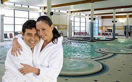 Spa relax pro dva v hotelu U hejtmana Šarovce**** nedaleko Bratislavy + děti do 6 let zdarma