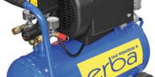 Kompresor olejový 210/24 HOBBY ERBA ER-17004