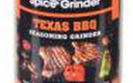 Grilovací koření, Texas BBQ, mlýnek KAISERHOFF KO-163197TB