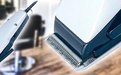 Stříhací strojek Professional 2400: zkrátí vlasy i srst domácích mazlíčků.