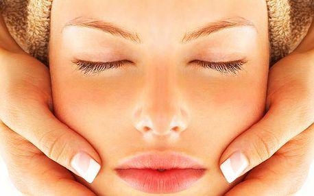 Luxusní kosmetické ošetření ultrazvukem včetně masáže obličeje, krku a dekoltu
