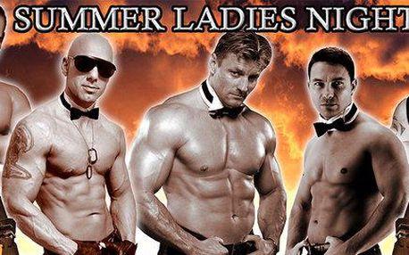 Striptýzové vystoupení - Summer Ladies…