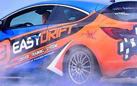30 min. řidičem driftovací káry! Revoluce v jízdě smykem s EasyDrift!