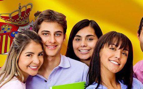 Týdenní intenzivní kurz španělštiny v srdci…