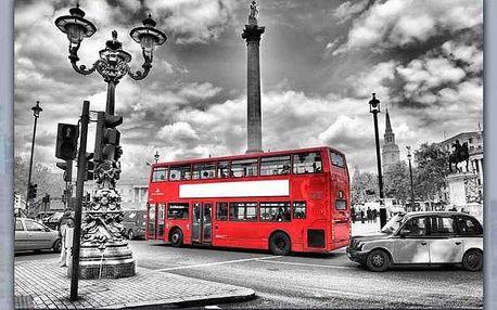 Obraz skleněný Londýn HS054