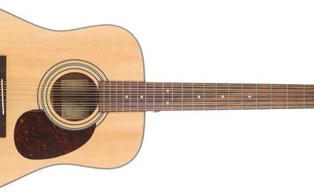 Dvanáctistrunná akustická kytara Cort Earth 70-12 OP