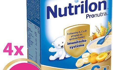 Nutrilon krupicová kaše s ovocem (225 g)