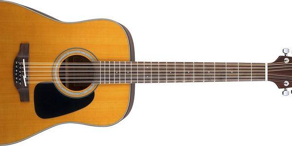 Dvanáctistrunná akustická kytara Takamine GD30-12NAT