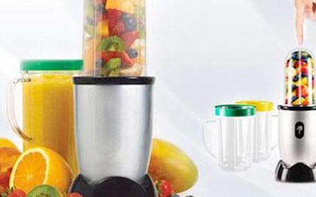 Mixér One Touch Bullet: zdravé drinky – pomůže při jarním detoxu!