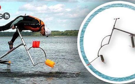 30 min zapůjčení vodního skákadla Waterbird