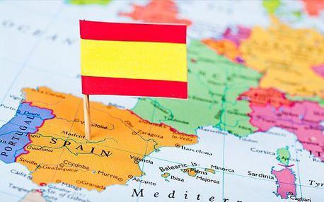 8 lekcí španělštiny pro mírně pokročilé A2/B1 - čtvrtek 9:00 - 10:30 s rodilým mluvčím mluvícím česky