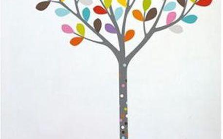 Samolepicí dekorace - Africký strom