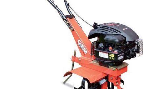 GTM WD T-40 kultivátor s benzínovým motorem + travní osivo ZDARMA