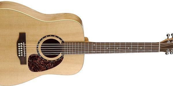 Dvanáctistrunná akustická kytara Norman Encore B20 12