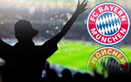 1990 Kč za fotbalový zájezd na TELEKOM CUP na zápasy Bayernu Mnichov 12.7.2015 v Monchengladbachu