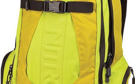 Plně vybavený snowboardový batoh Zoom Lime