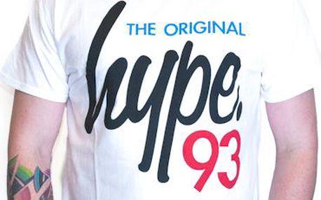 Triko HYPE Original Sporting White bílá / vícebarevné L
