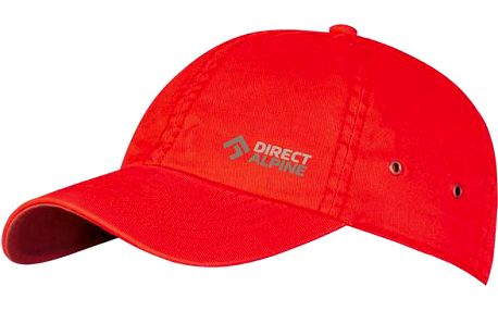 Direct Alpine Cap červená
