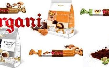 Vergani: Italské pralinky a vynikající nugát