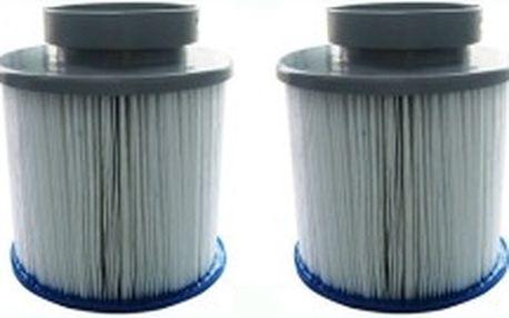 HANSCRAFT Kartušový filtr pro mobilní vany MSpa (2 ks)