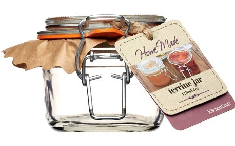 Zavařovací sklenice Home Made, 125 ml