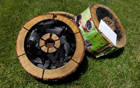 100% přírodní EcoGrill z nejkvalitnějšího olšového dřeva pro jakékoli vaření