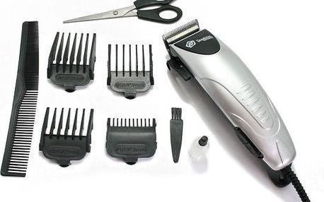 Elektrický zastřihovač vlasů a knírů a bradek a všeho, čeho je potřeba již existuje