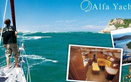 Týden na jachtě na Jadranu s možností…