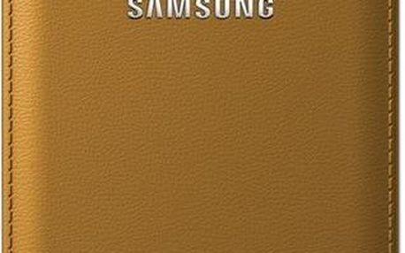 Samsung ET-BN900SY zadní kryt pro N9005 Galaxy Note 3 žlutá