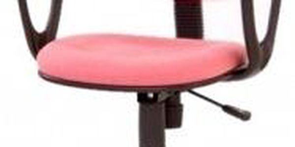 Dětská židle Darian (růžová)
