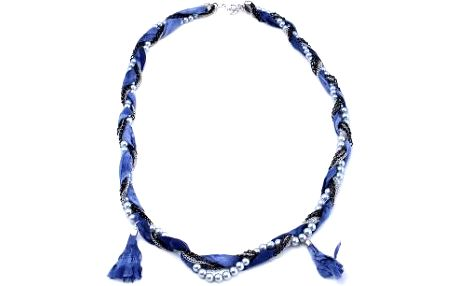 Accessories Dept. - Náhrdelník - modrá, ONE