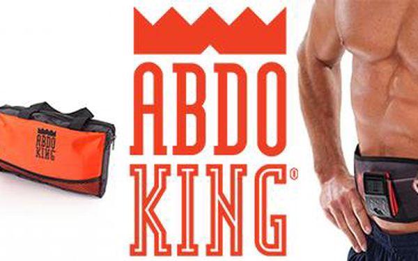 Elektrický hubnoucí pás – Abdo King: pekáč buchet bez velké námahy!