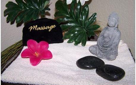 Výběr z relaxačních masáží