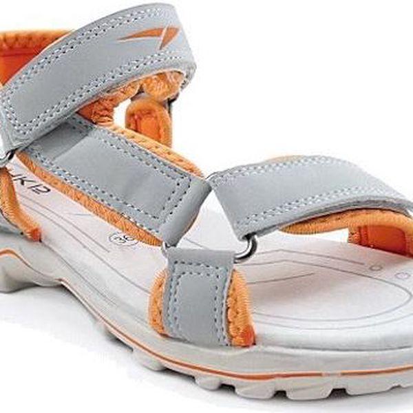 HAKER Sportovní sandálky 7SA-KR34120-1OR/GR 39