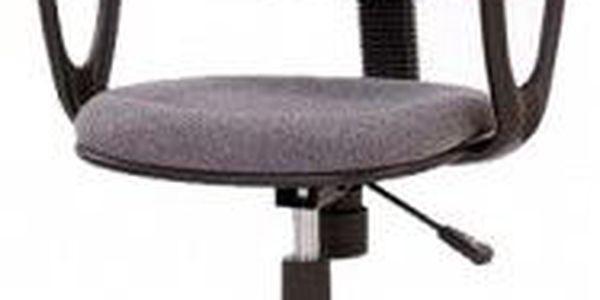 Dětská židle Darian (šedá)