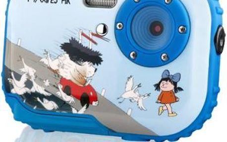 Digitální fotoaparát GoGEN Maxipes Fík MAXI NEMO B modrý