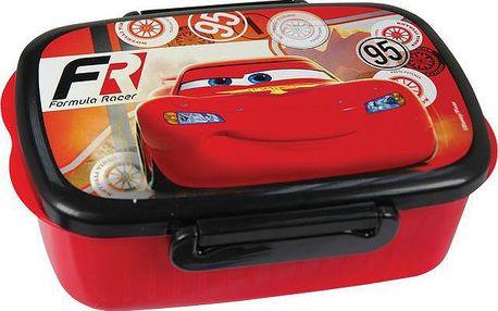 SUNCE Disney Cars box na svačinu