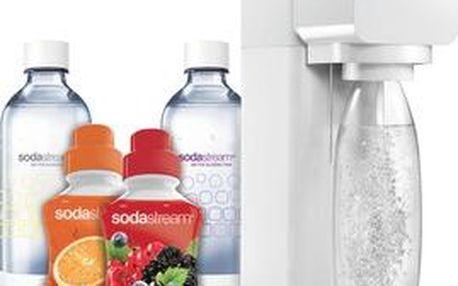 Výrobník sody Sodastream PLAY White