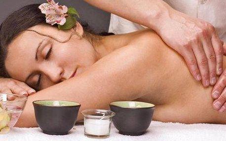 Relaxační či detoxikační masáž