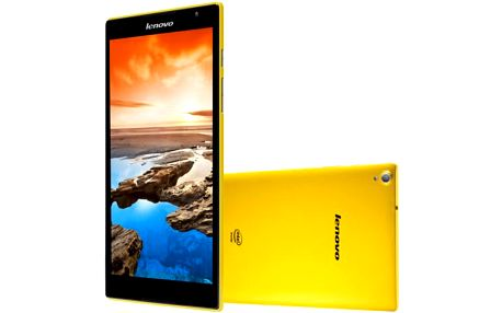 Dotykový tablet Lenovo IdeaTab S8-50 4G/LTE žlutý