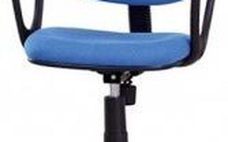 Dětská židle Darian (modrá)