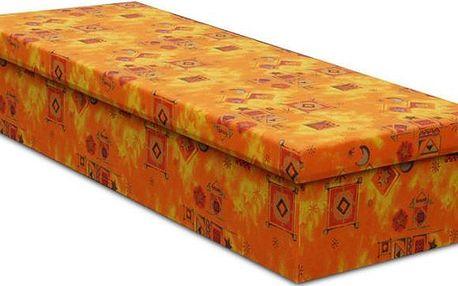 Válenda Iva (oranžová)