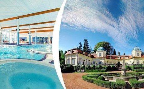 3 dny moravské pohostinnosti v Hotelu U Hejtmana Šarovce