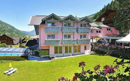 Až 8denní wellness pobyt pro 2 s polopenzí v hotelu Margarethenbad v rakouských Alpách