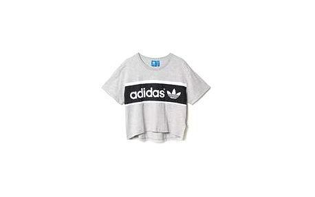 Adidas originals City TKO Tee Mgreyh, šedá, 40