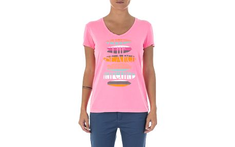 Rip Curl Preles Tee Knockout Pink W